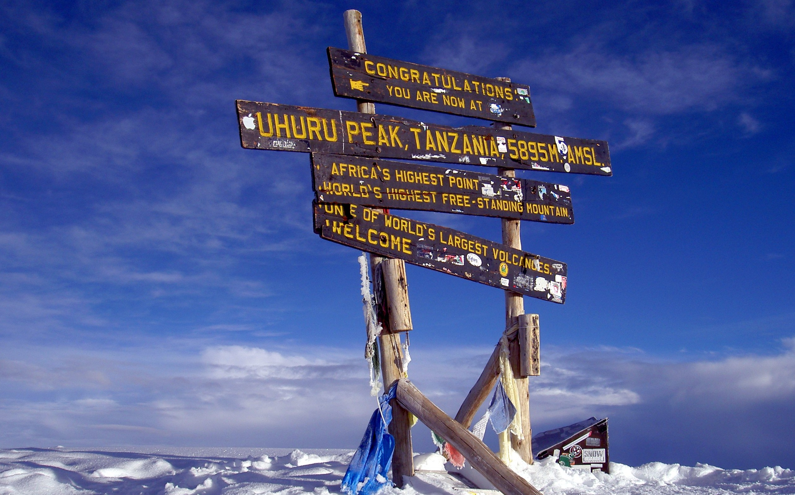 kilimanjaro - how to find your passion