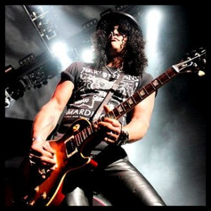 slash - how to find your passion