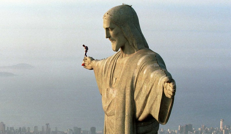 christ the redeemer - 6 months without a job