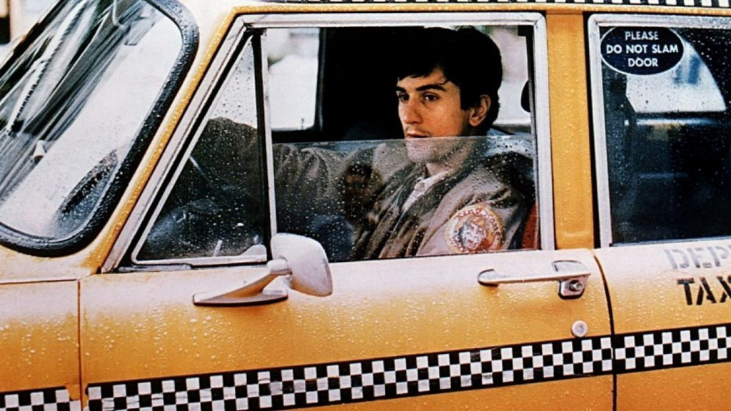 taxi driver de niro