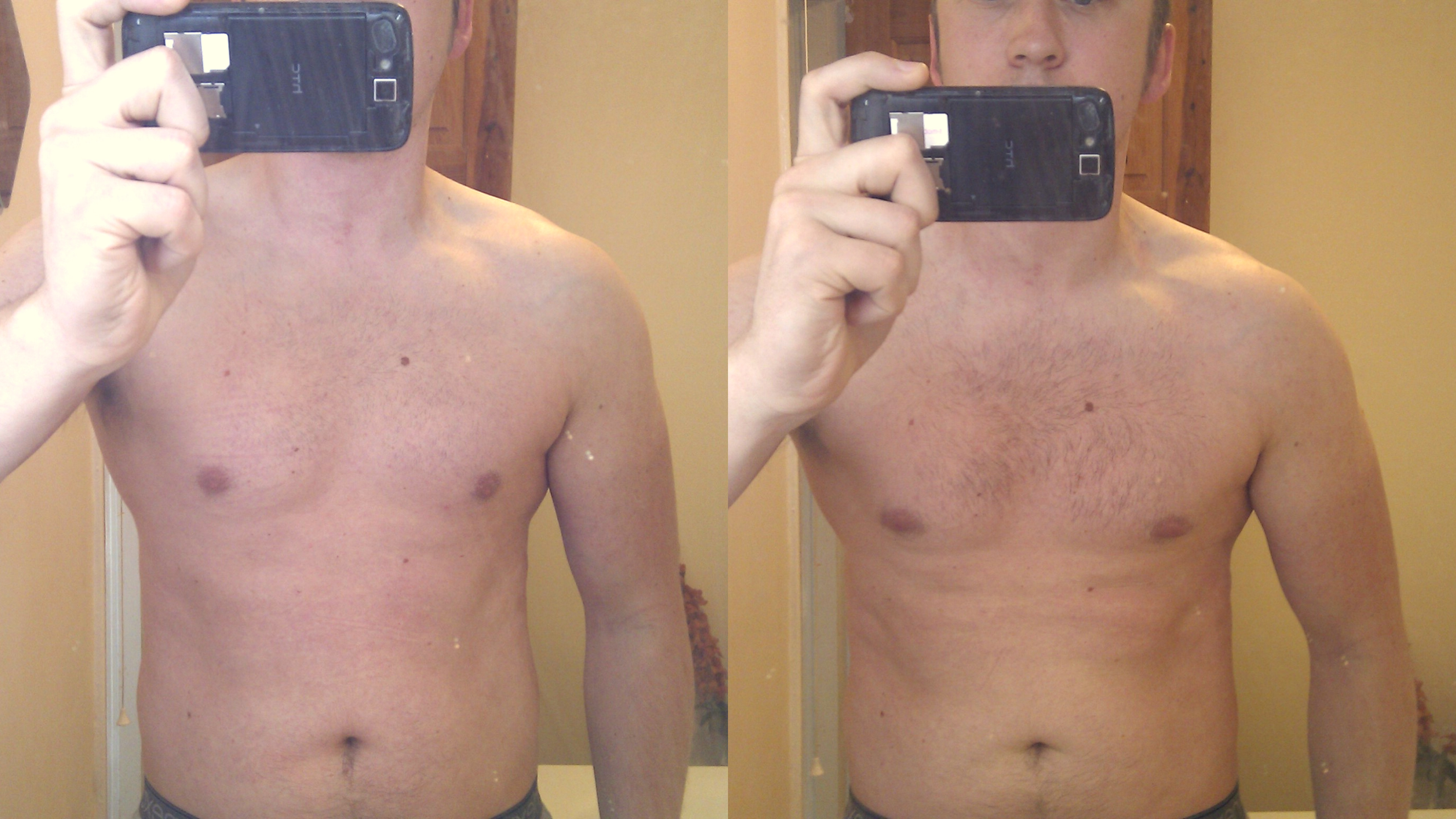 30 day abs challenge results 30 day challenge body