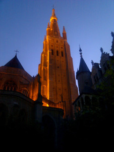 the church of our lady bruges