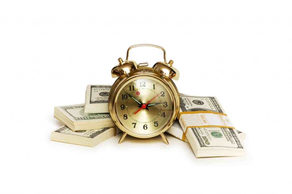 Time Is Cash Time Is Money